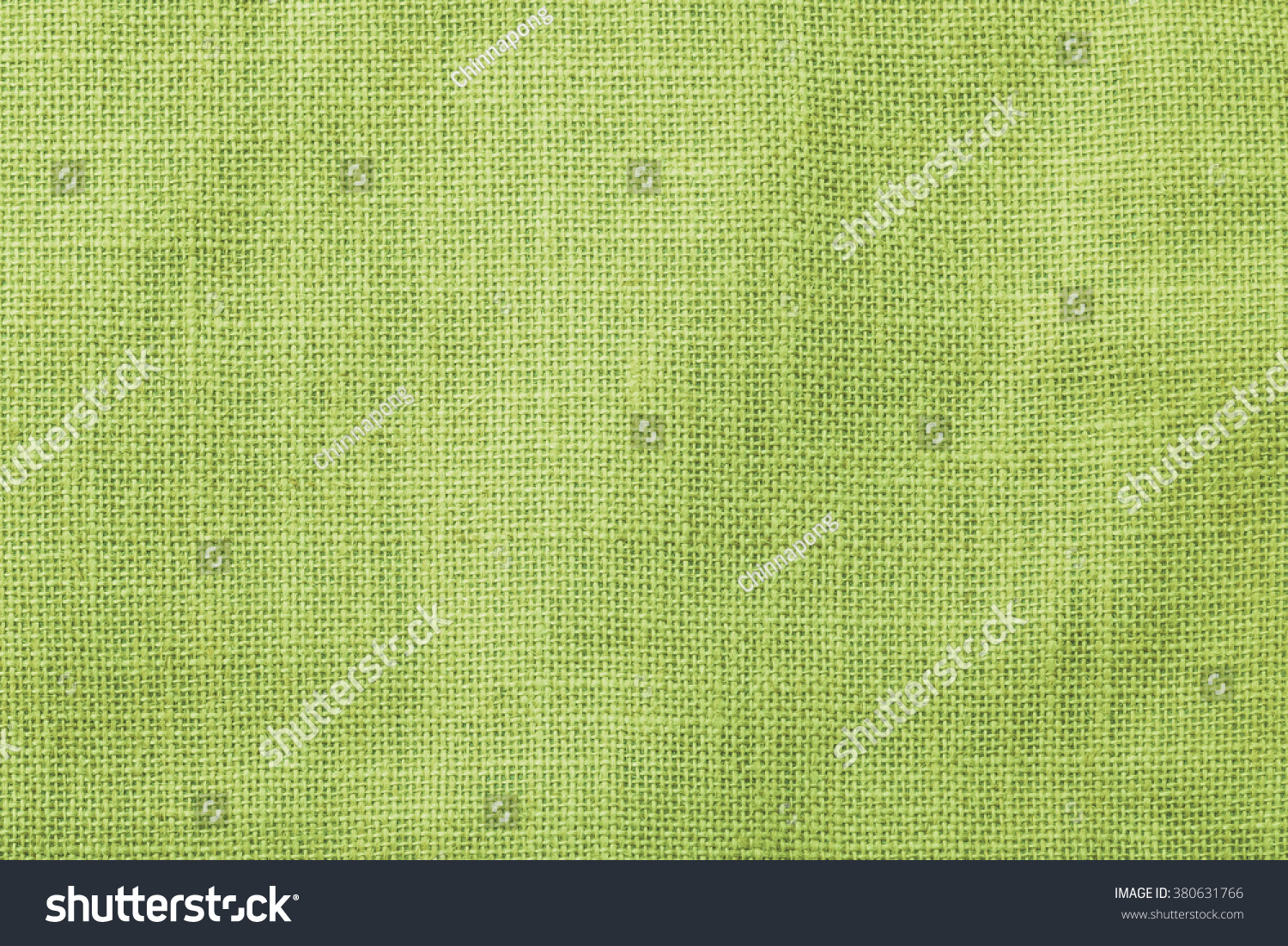 Sackcloth woven texture pattern background light green earth color tone Eco friendly raw organic flax sack cloth fabric textile backdrop Bag rope thread detailed textured burlap canvas