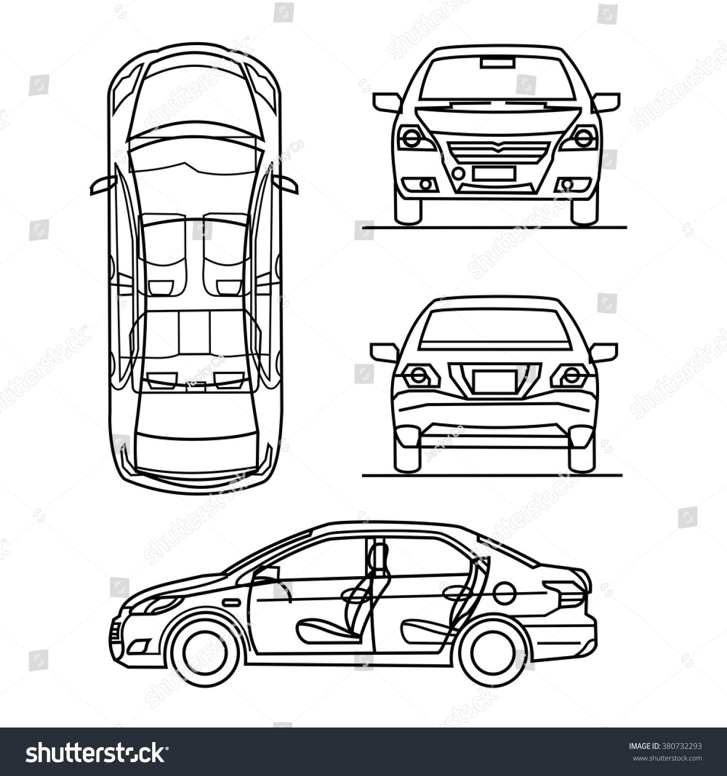Auto vector vector de stock380732293 shutterstock auto vector malvernweather Images