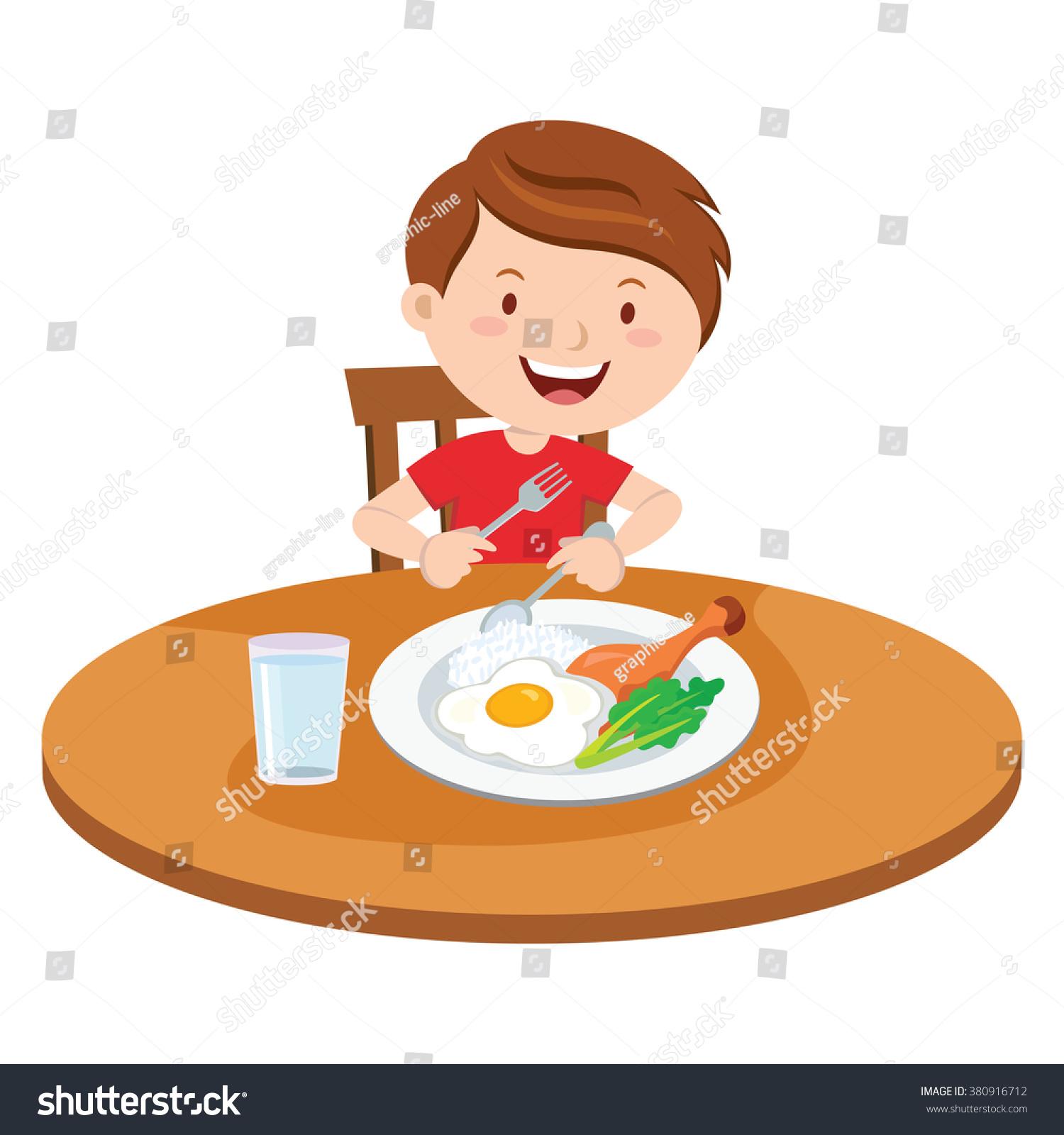 Image result for I like eating egg clipart
