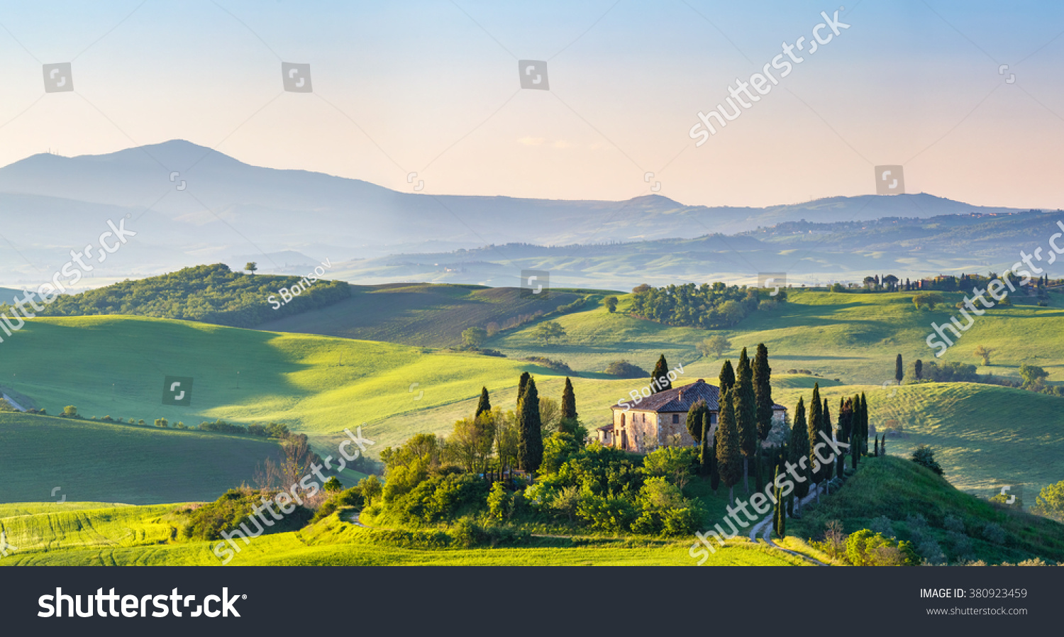 beautiful tuscany landscape italy - photo #13