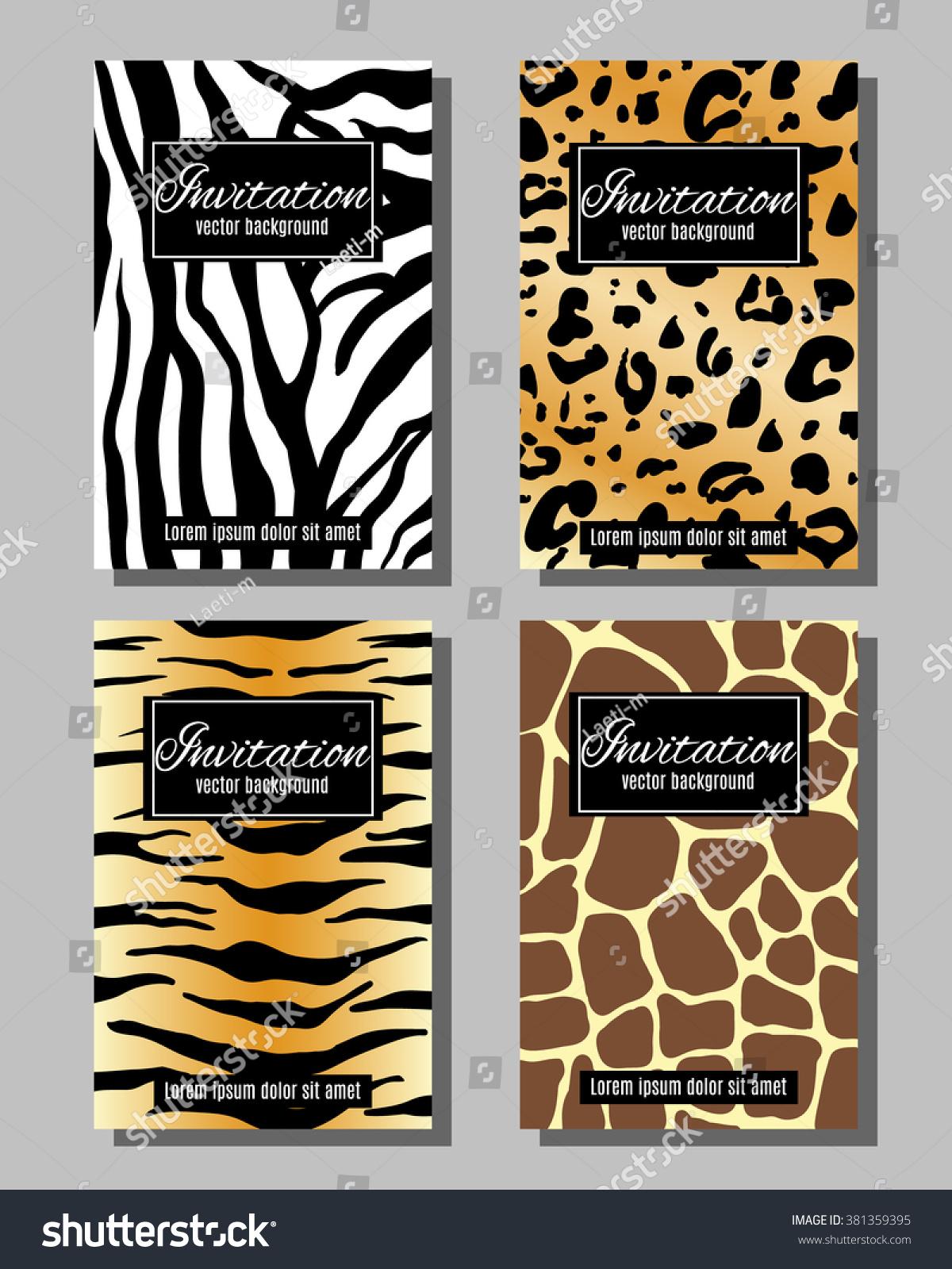 giraffe cut out template