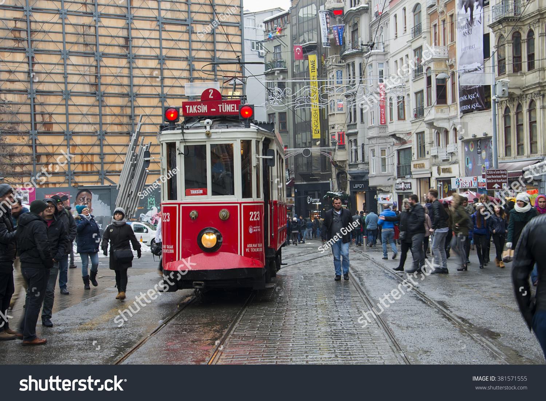 Istanbul Turkey January 02 Stock Photo 381571555 Avopix Com
