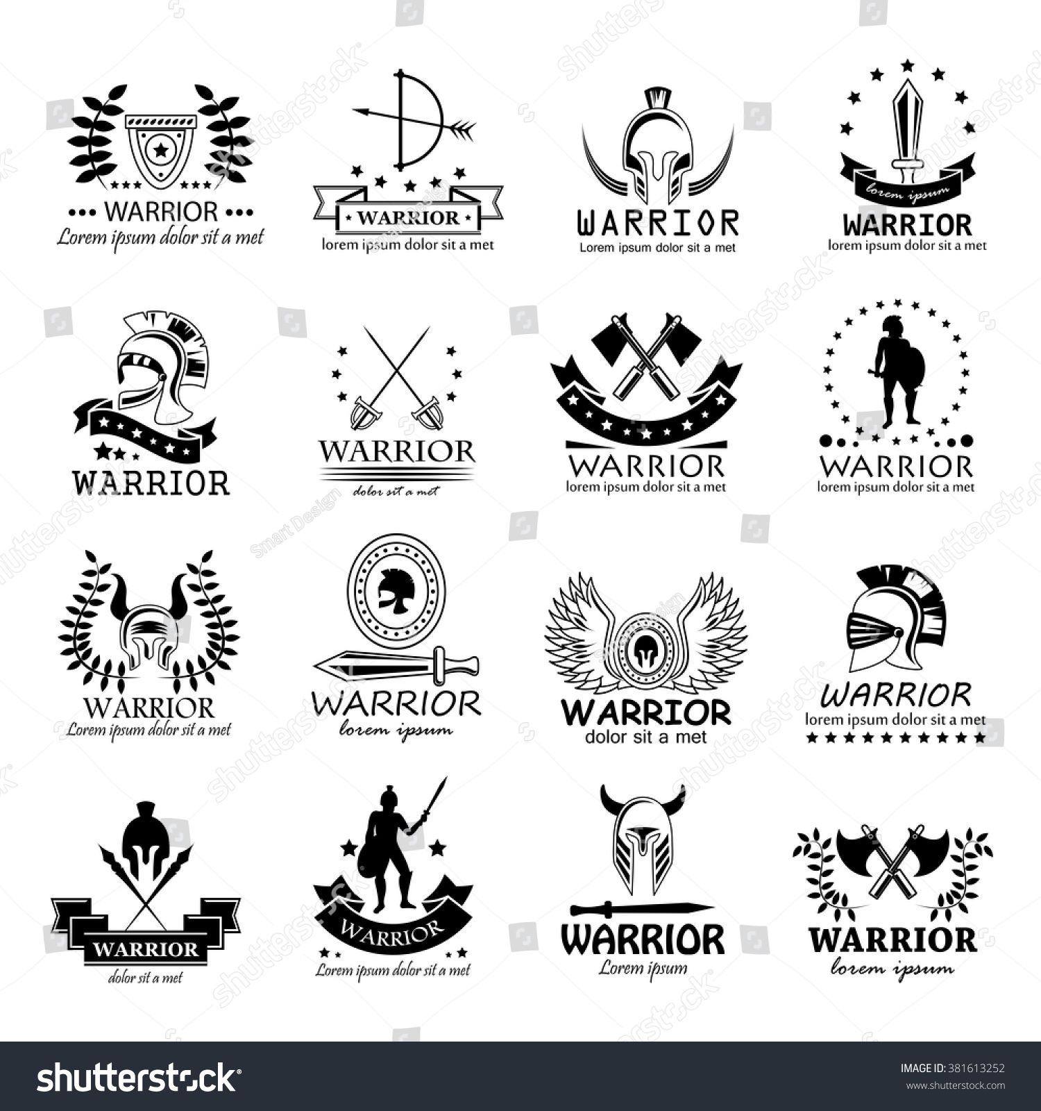 female spartan warrior symbols