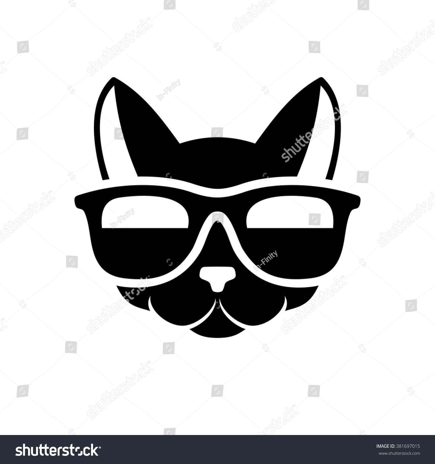 ... Clipart wearing glasses stock vectors & vector clip art shutterstock