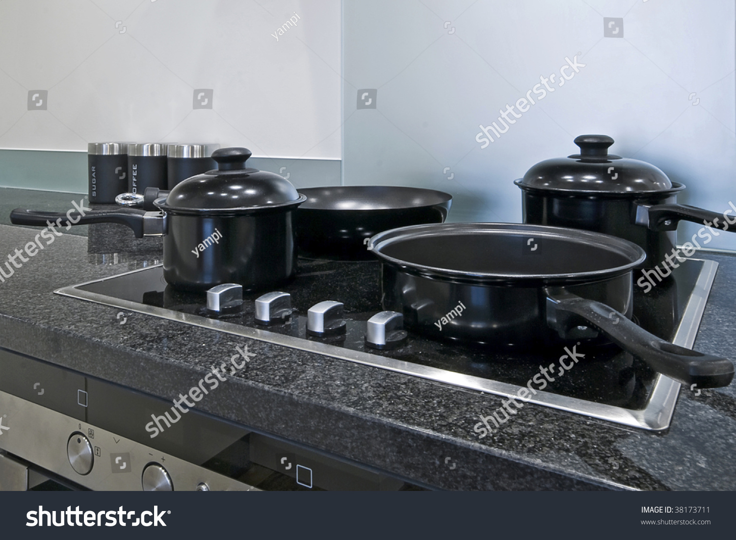 Four Ring Induction Hob