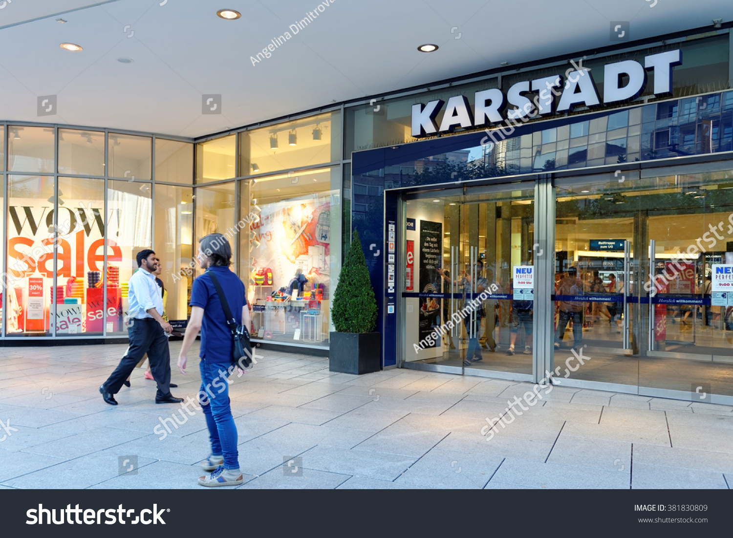 Karstadt to close six stores as a new CEO is named best photo