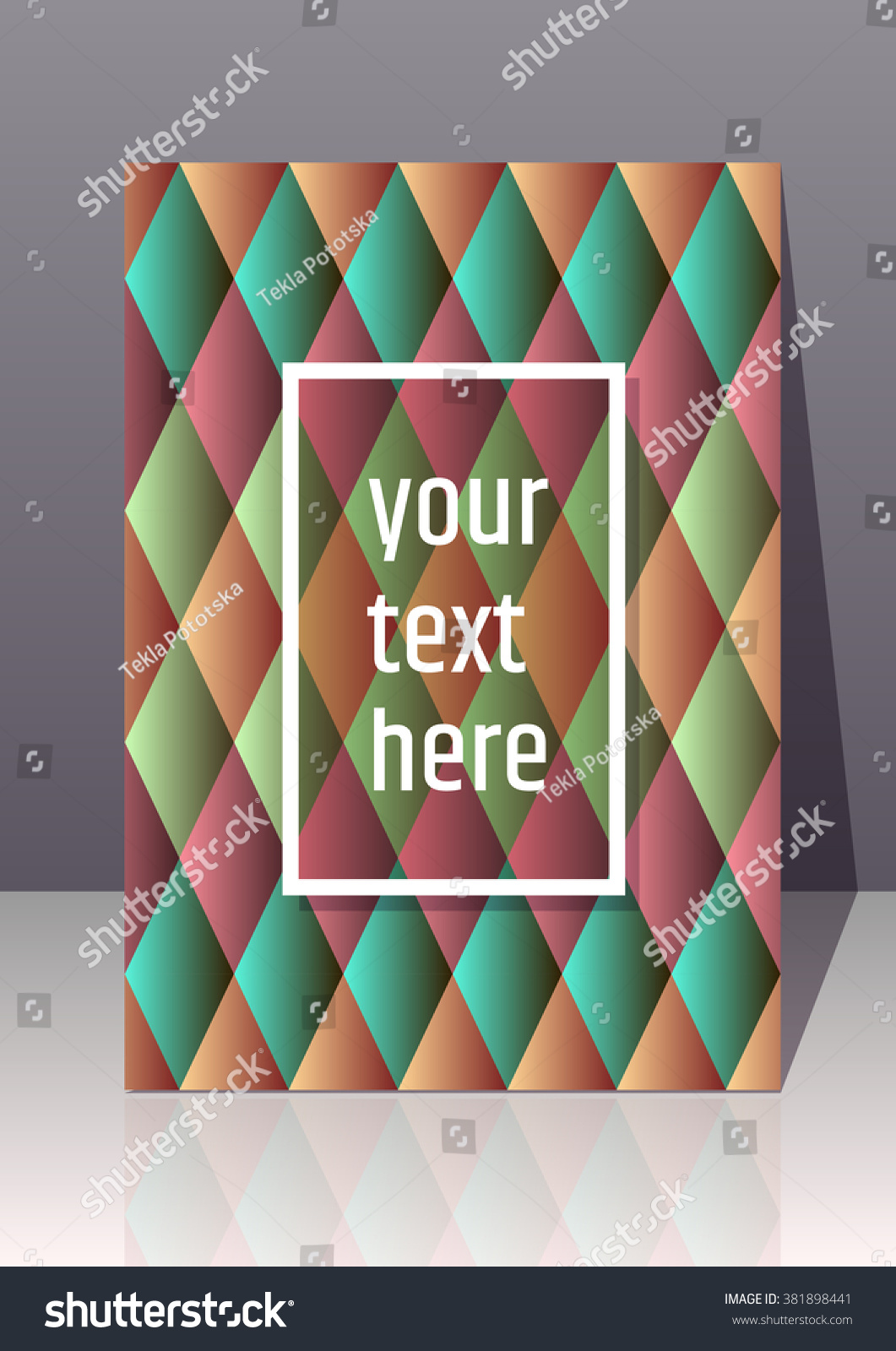 abstract colorful d effect a dimensions card creative title abstract colorful 3d effect a4 dimensions card creative title page background mini stic backdrop