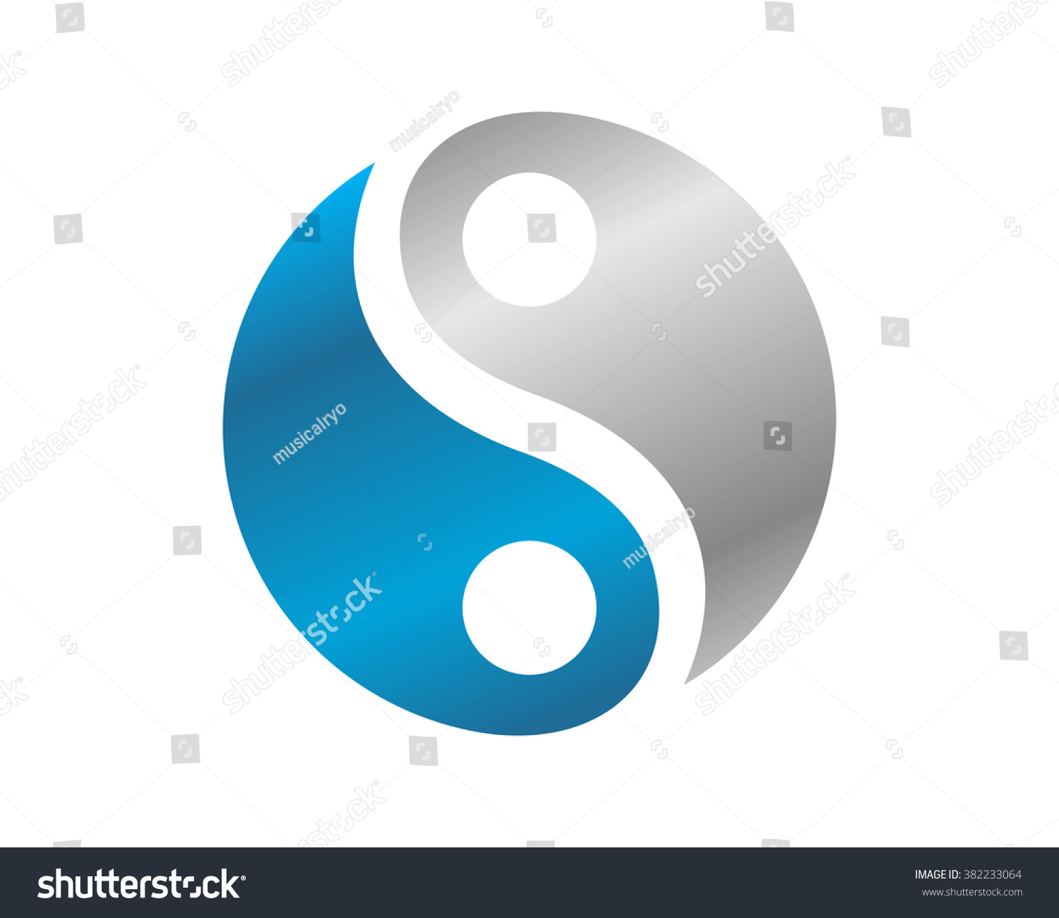Blue Silver Symbol Clipart Library