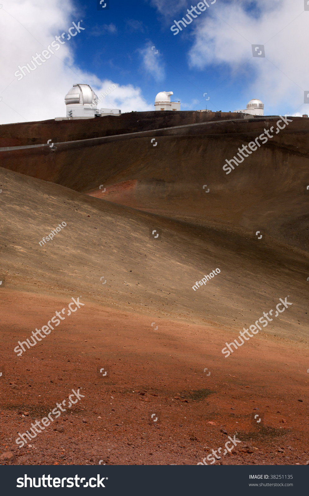 High Altitude Telescopes And Astronomy Observatories Atop ...