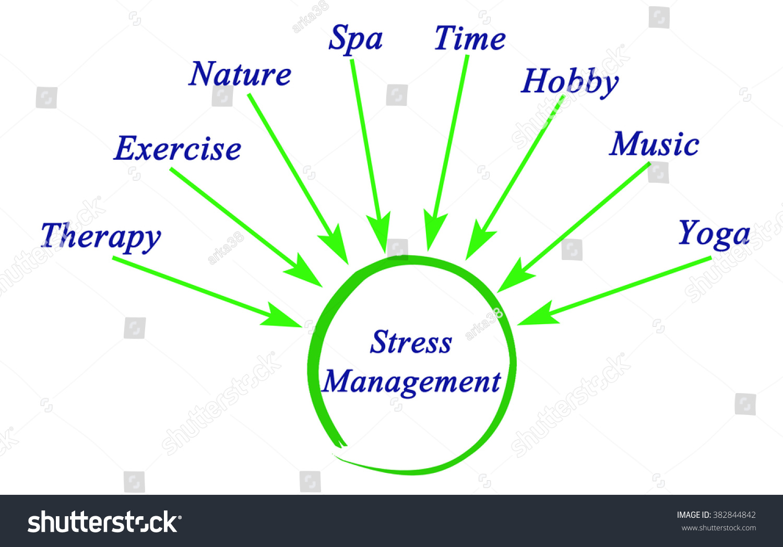 Diagram stress management stock illustration 382844842 shutterstock diagram of stress management ccuart Gallery