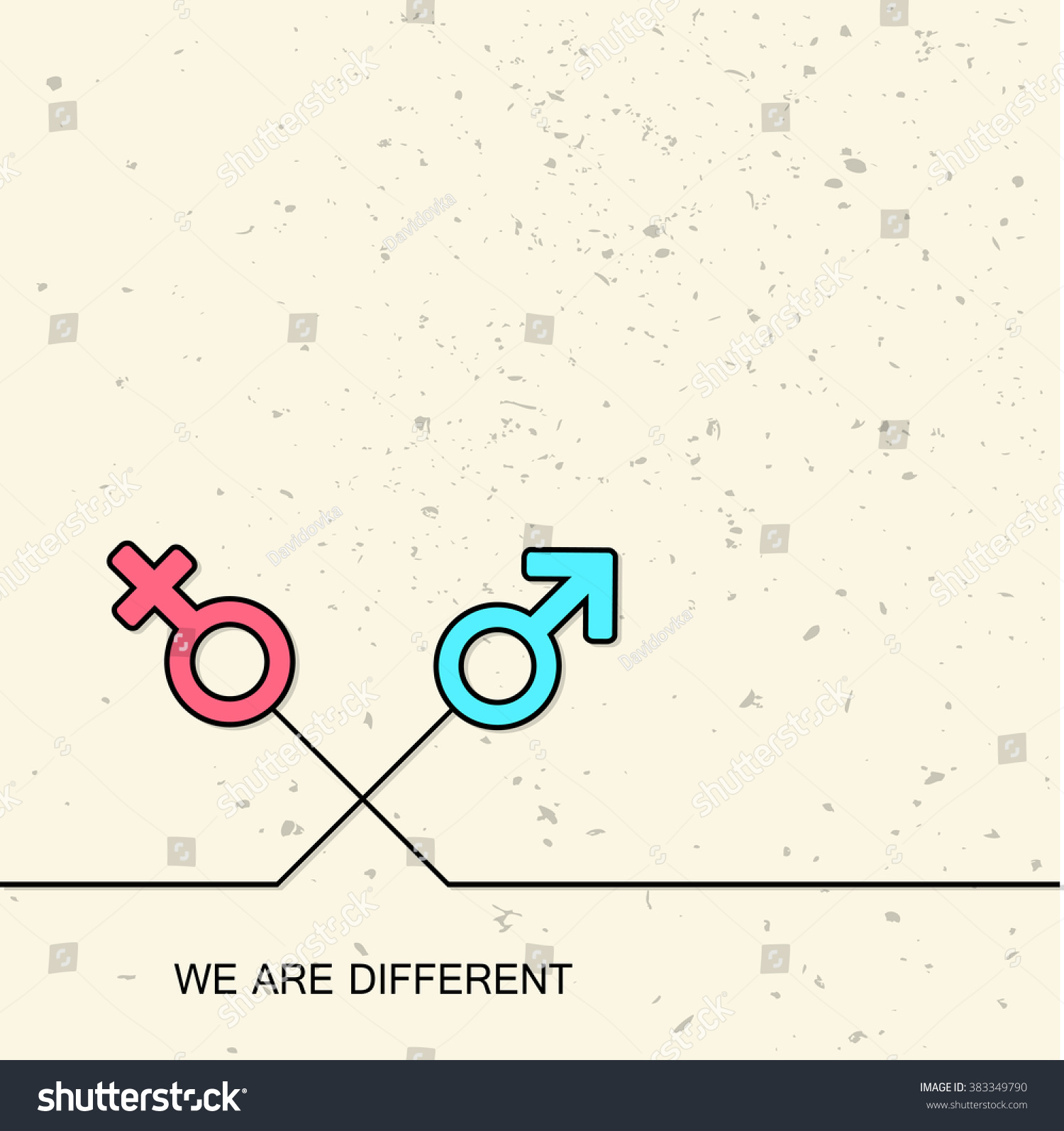 Gender differences in relationships and sexuality