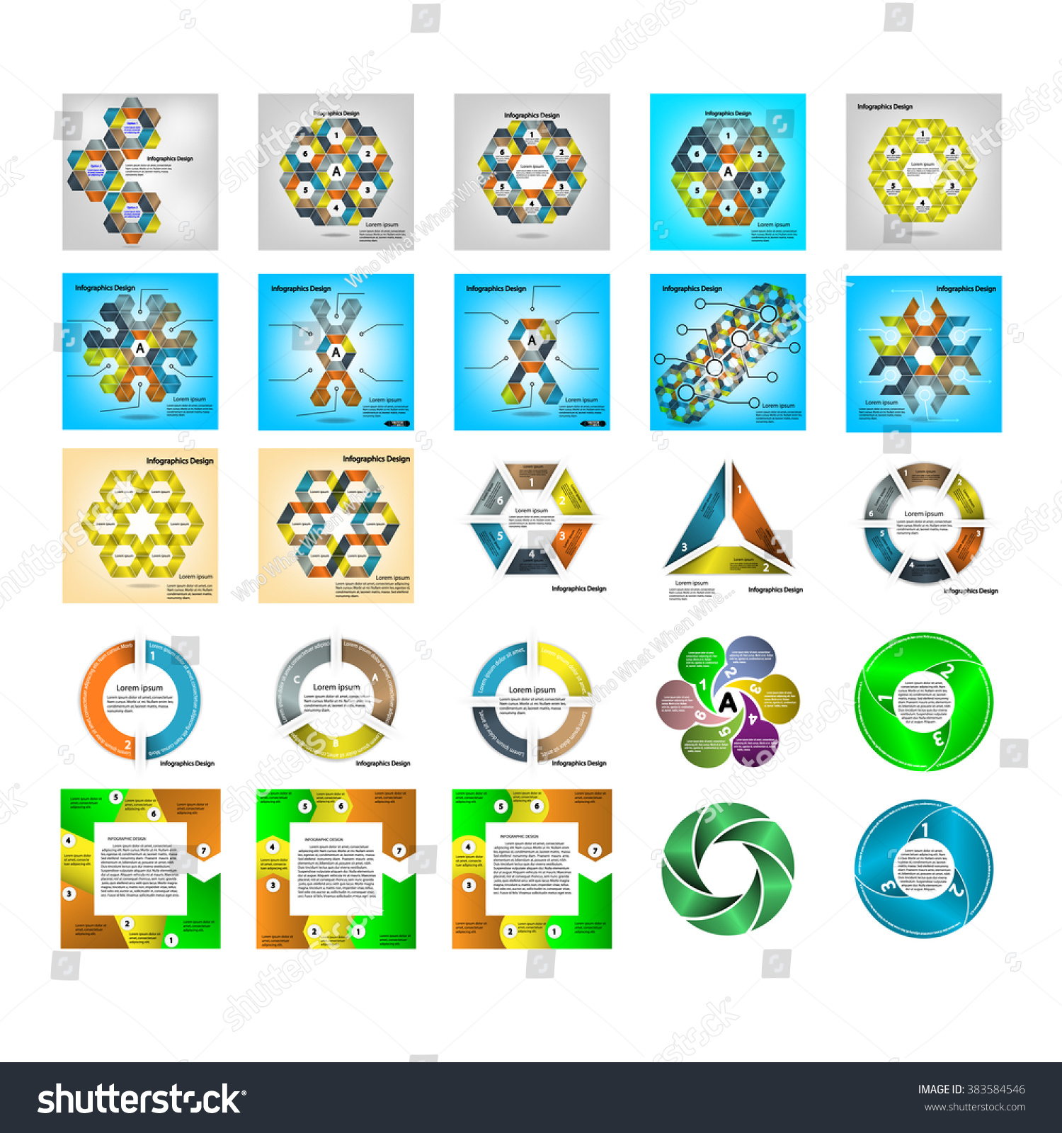 Set of infographic business presentation templatepowerpoint set of infographic business presentation templatepowerpoint template design backgroundsfographic element toneelgroepblik Images