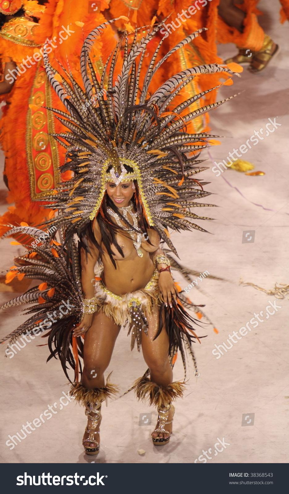 Rio De Janeiro February 22 Naked Stock Photo 38368543 -8749