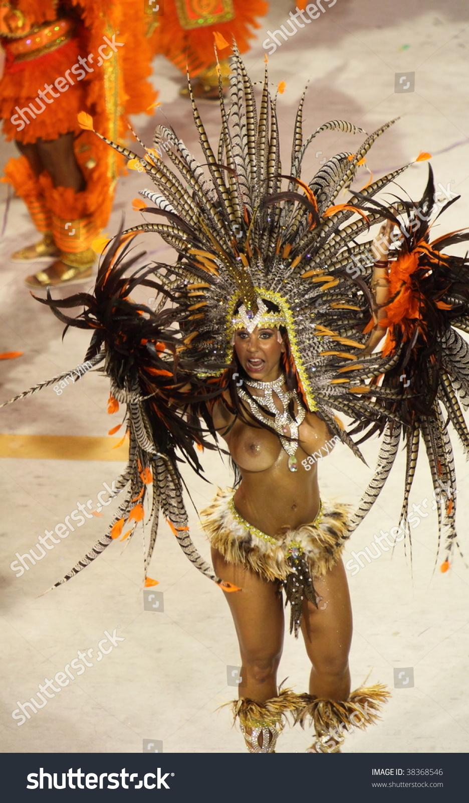 Samba Carnival Nudecarnival Nude-5547
