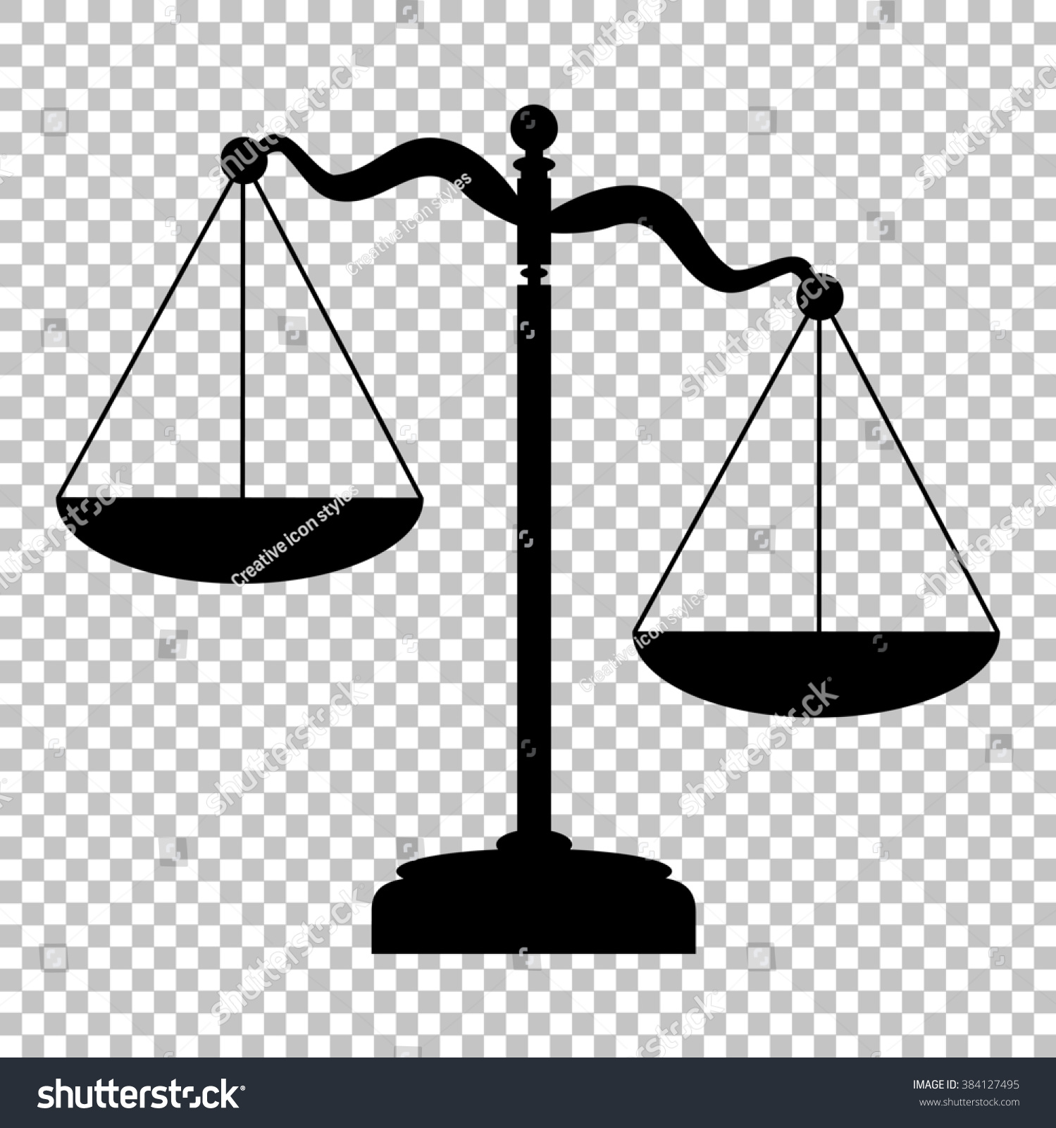 scales justice sign flat style icon stock illustration Law and Justice Clip Art Scales of Justice Drawing