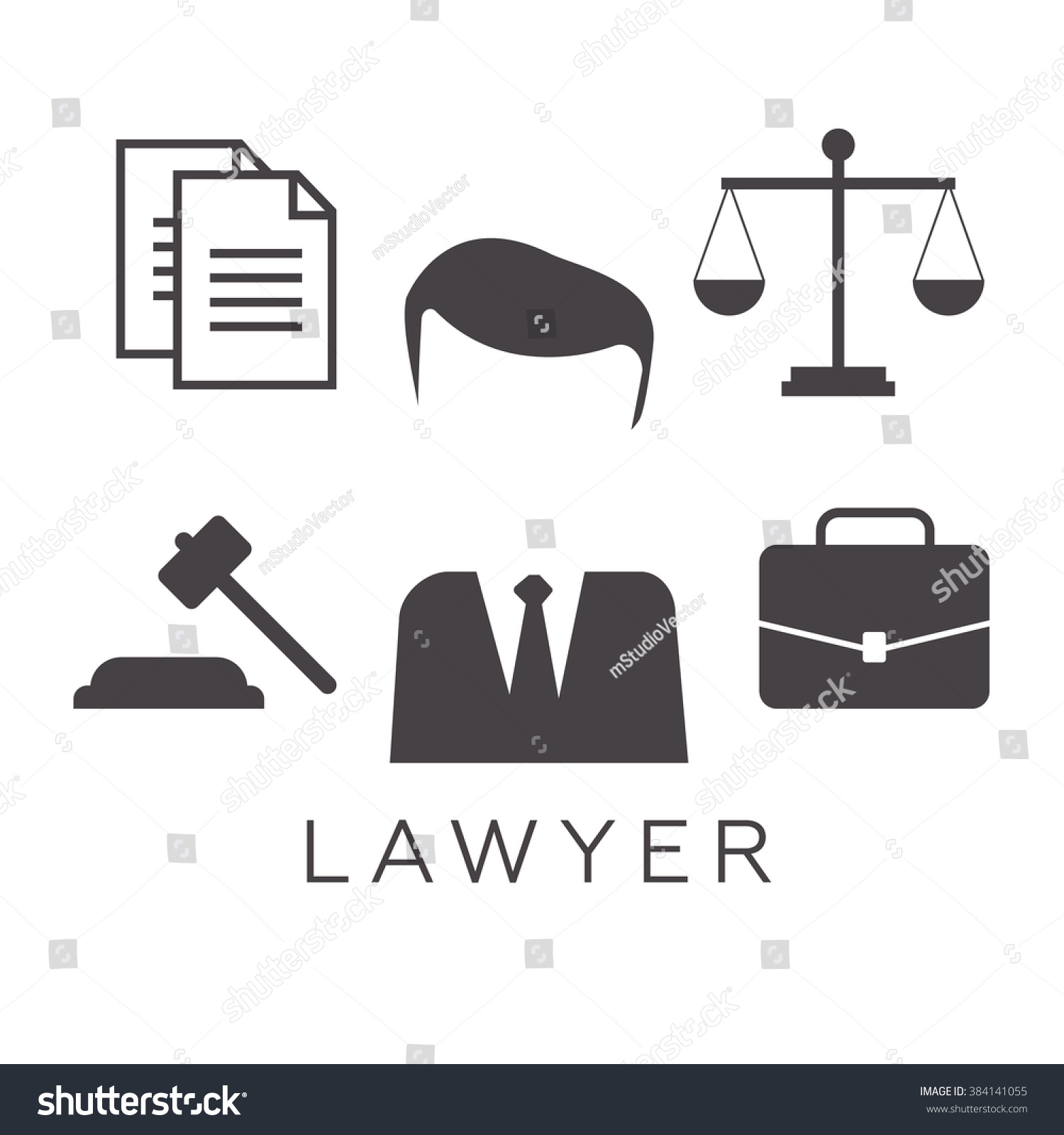 lawyer vector - photo #47