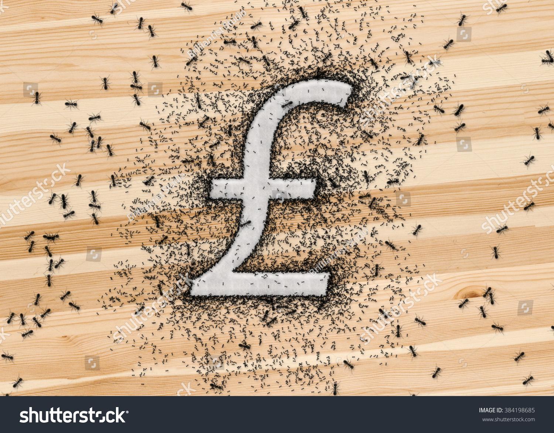 Pound Symbol United Kingdom Uk Symbol Stock Photo Download Now