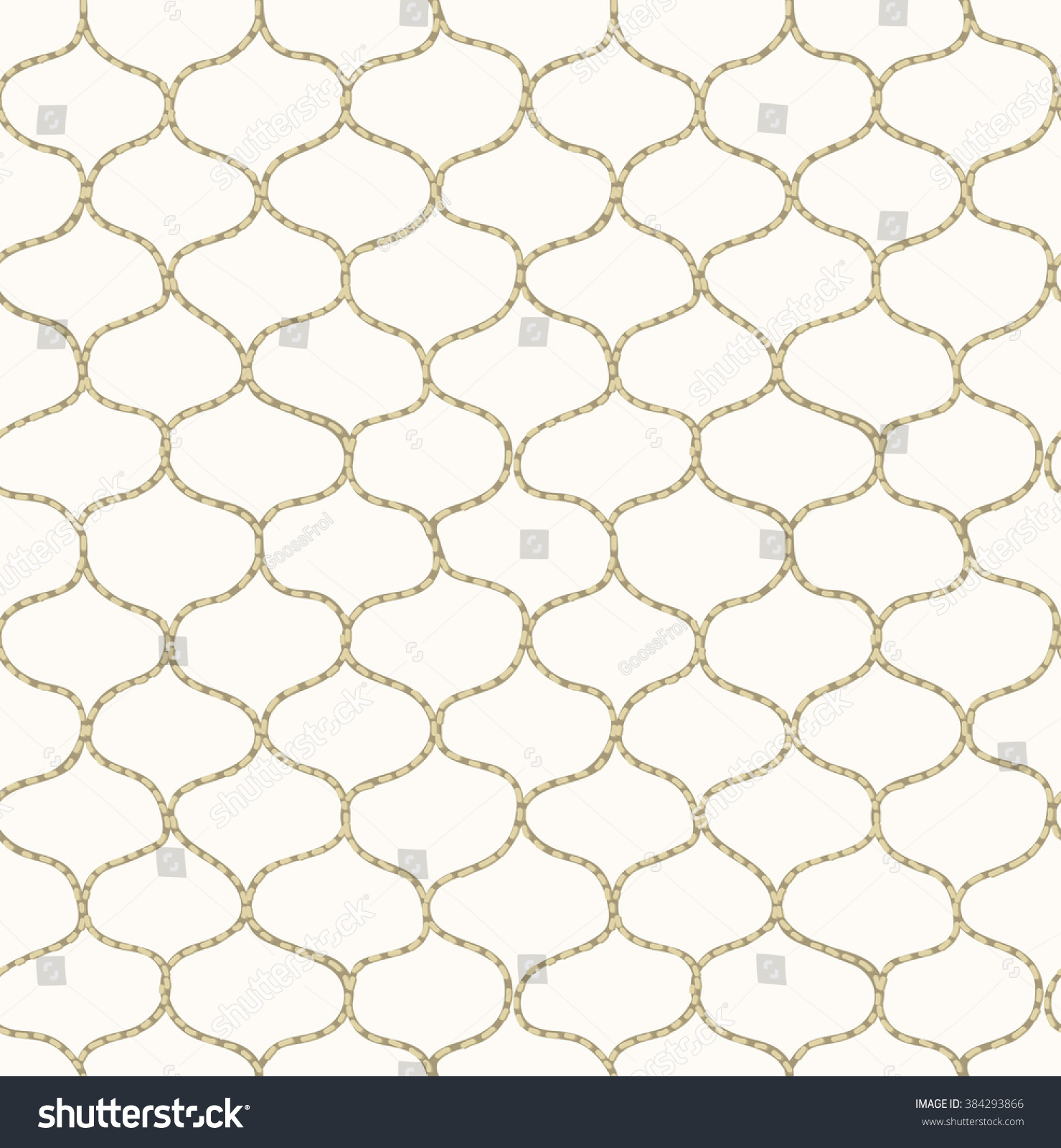 Seamless Net Texture