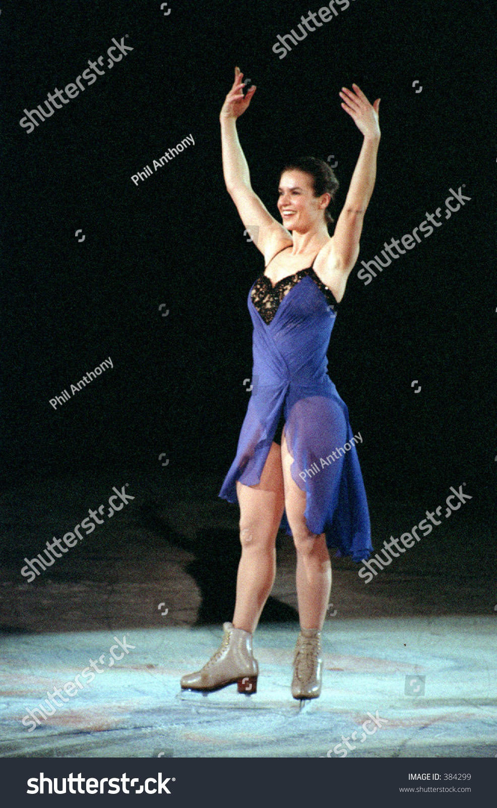 Katharina Witt - a symbol of figure skating 99