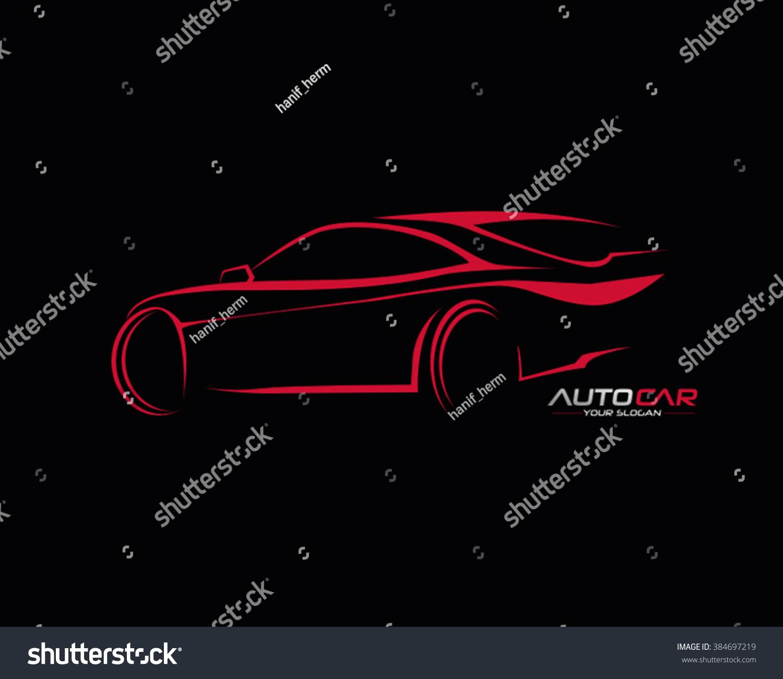 Car Logo Vector Illustration Stock Vector 384697219