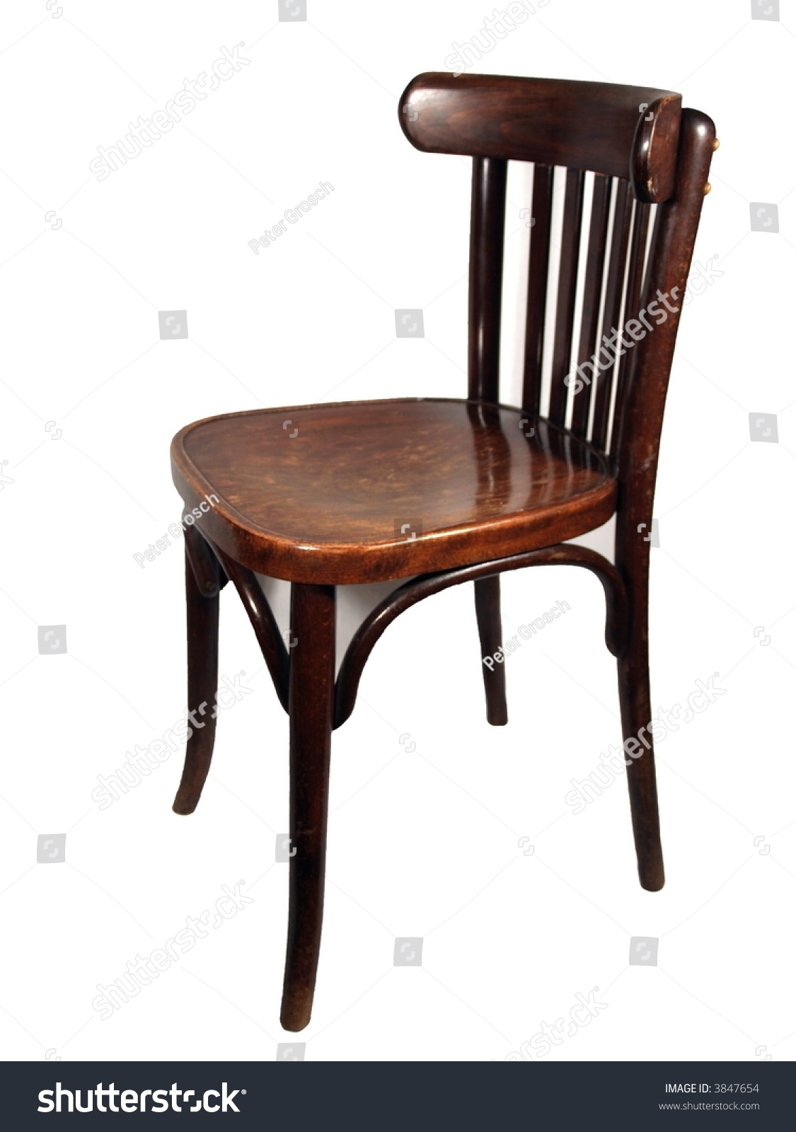 Old wooden chairs - Old Wooden Chair