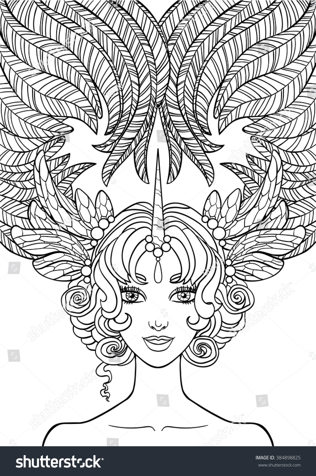 Pretty girl coloring pages - Beautiful Girl Coloring Pages Busytown Mysteries Coloring Pages