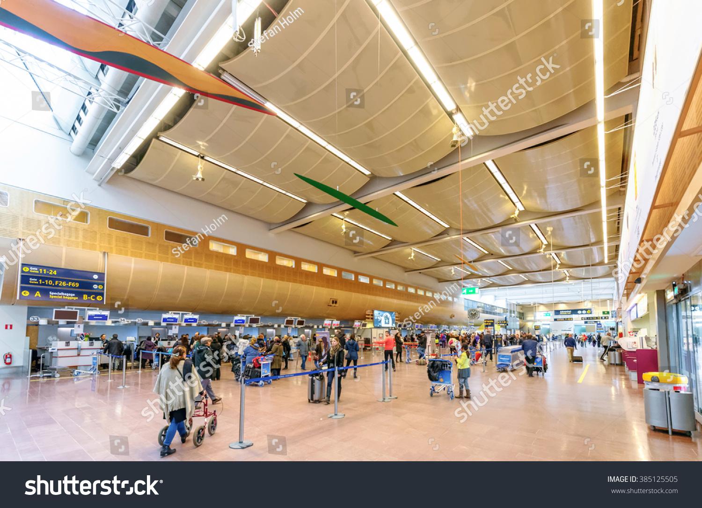 Stockholm, Sweden Arlanda Airport Stockholm Arlanda ...