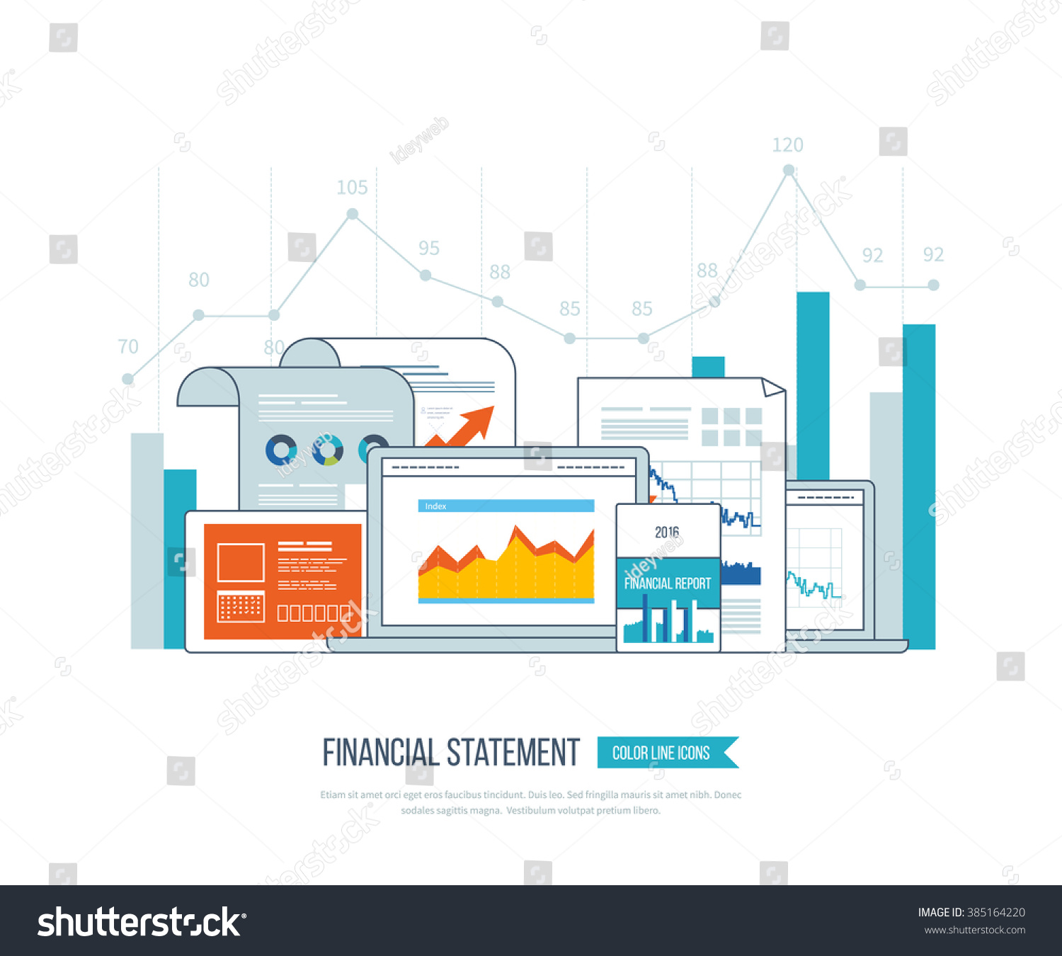 Premise Indicator Words: Concepts For Business Analysis, Financial Statement