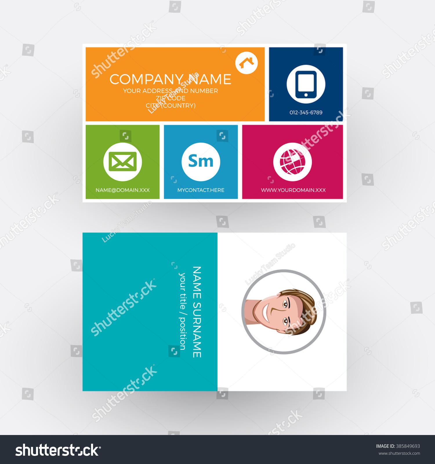 windows business card template eliolera