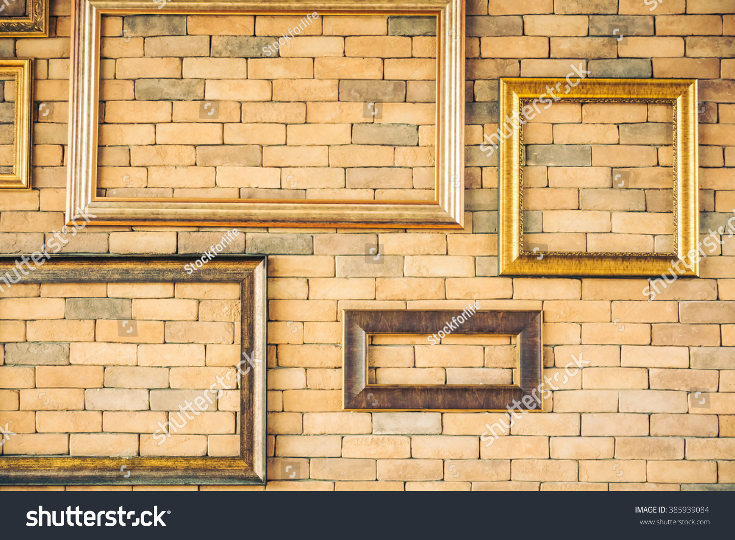 Attractive Brick Wall Decoration Inspiration - Wall Art Collections ...