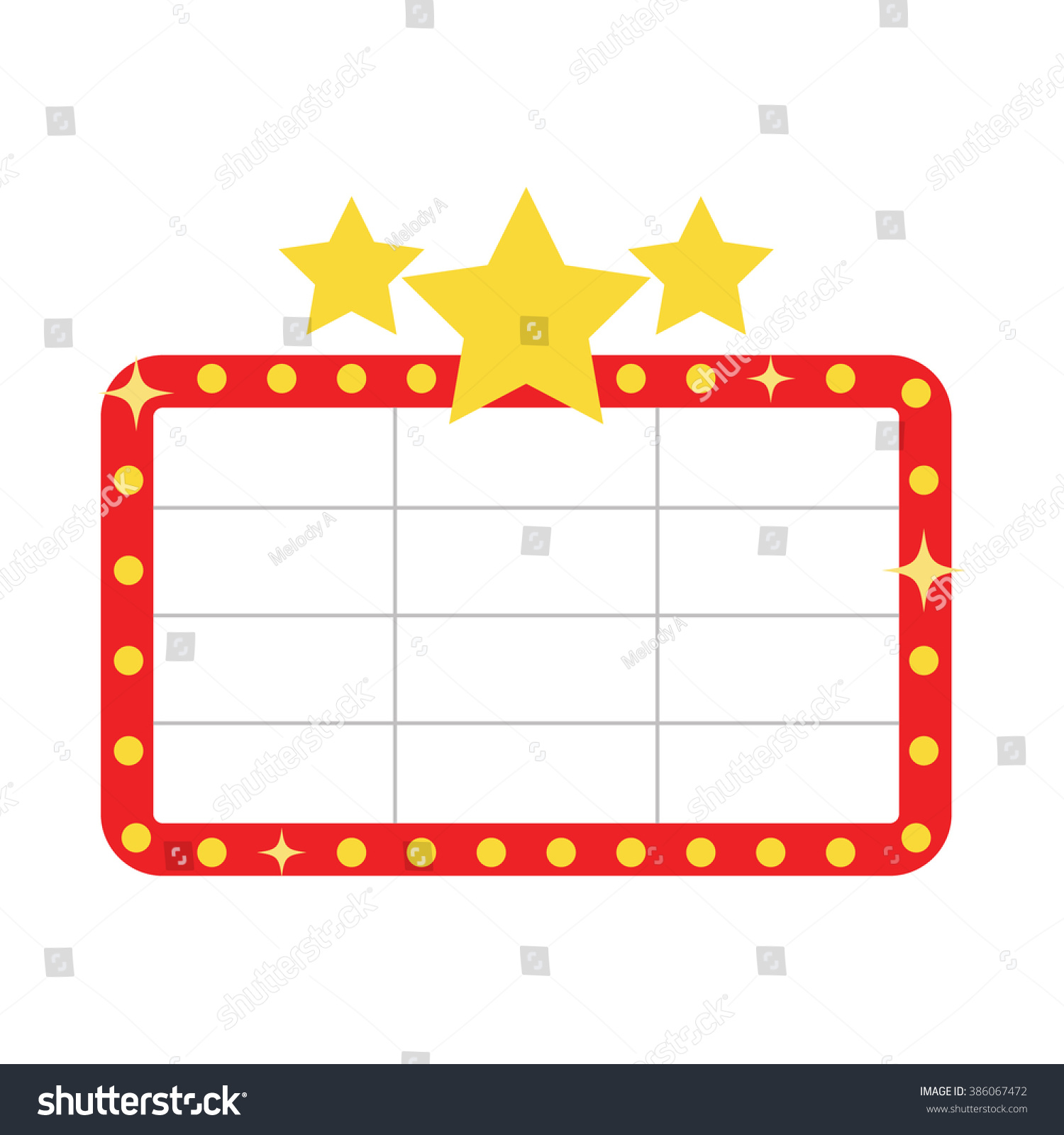 movie marquee cinema sign movie line stock vector hd royalty free rh shutterstock com movie marquee clipart black and white movie theatre marquee clipart
