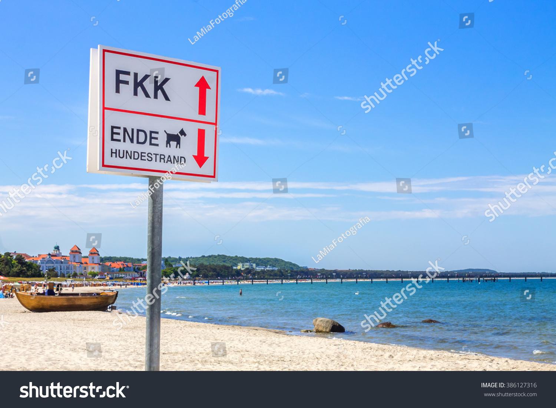 nudist bech beach, sign, nudist, Beach, Dog,