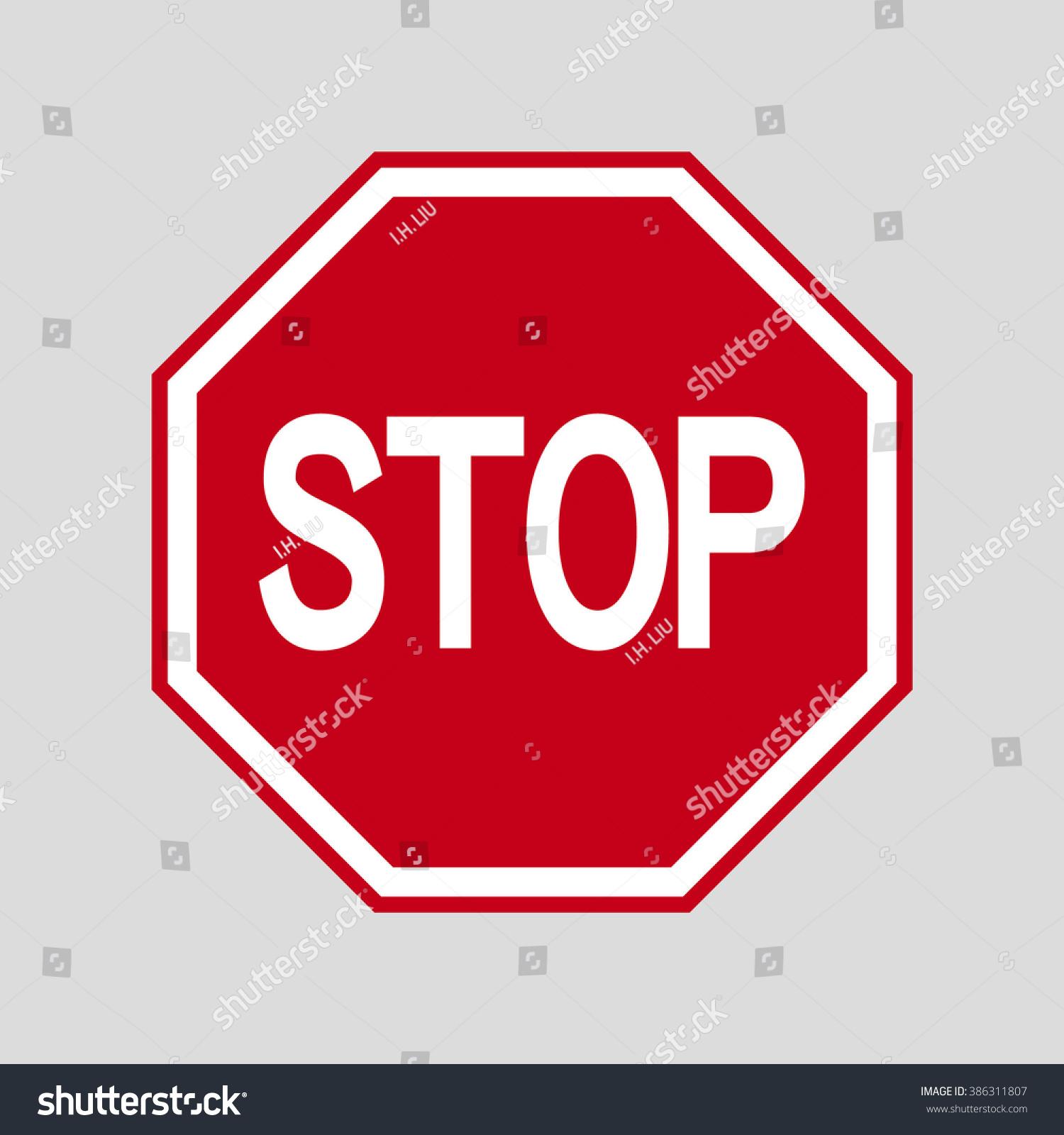 STOP DESIGN Stock Vector 386311807 - Shutterstock