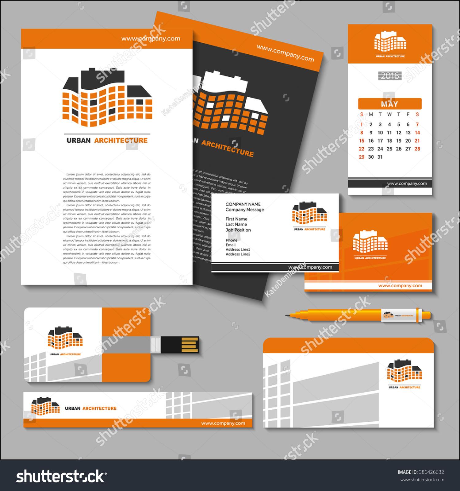 Set templates business cards l flash stock vector 386426632 business cards l flash banner poster pen colourmoves