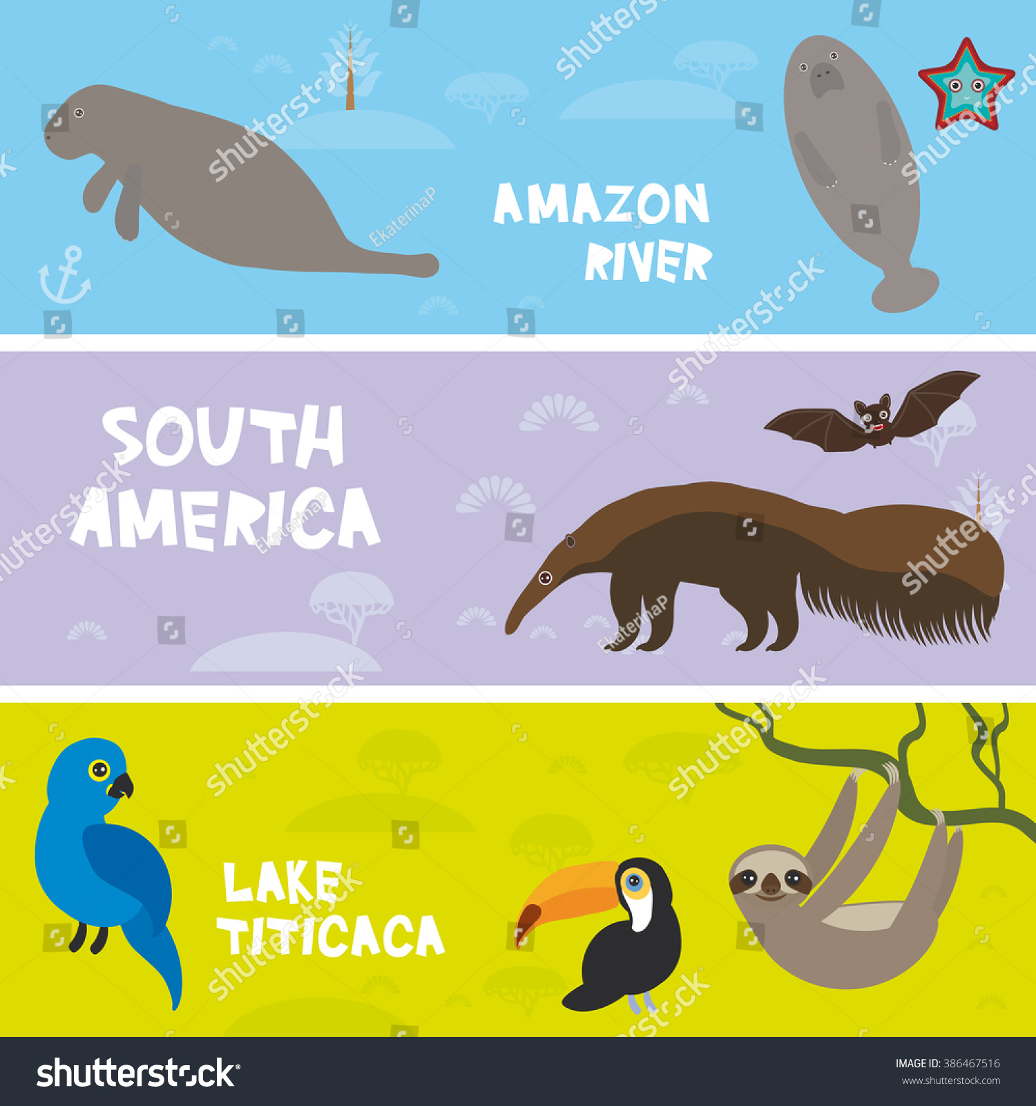 Sloth is a friendly animal