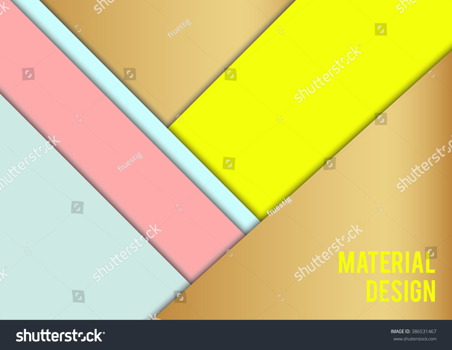 Modern Material Design Vector Background Made For Presentation Templates Invitation Wedding Greeting