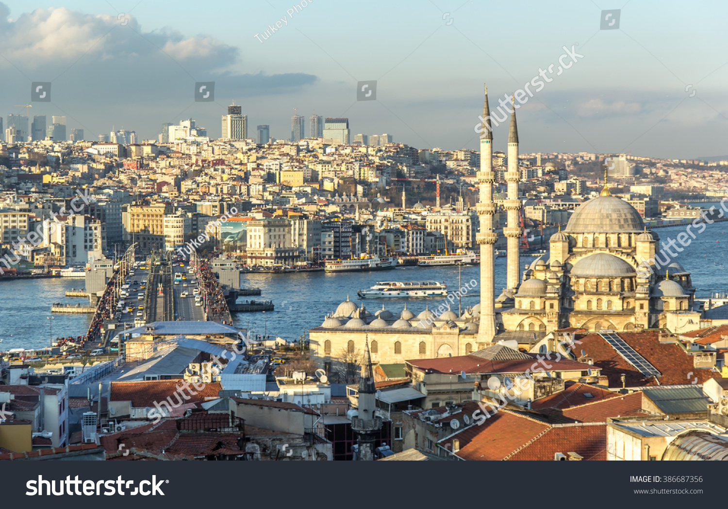 stock-photo-yeni-cami-mosque-the-new-mos