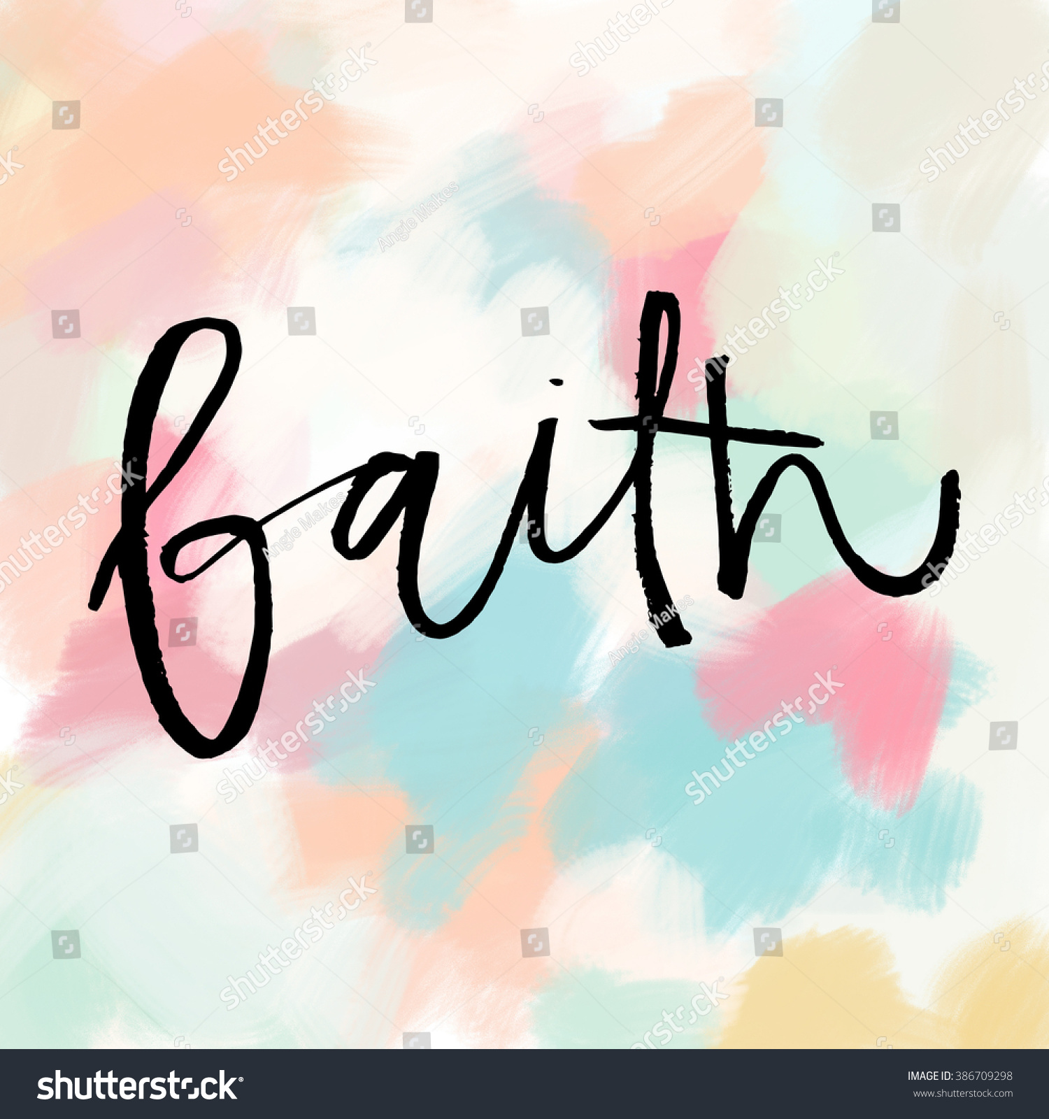 Image result for faith modern art