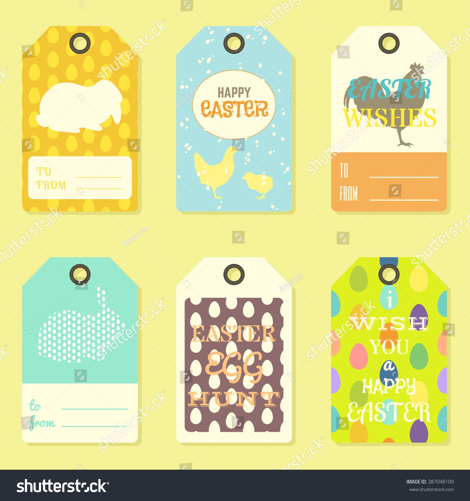 Easter gift tag template merry christmas and happy new year 2018 easter gift tag template negle Images