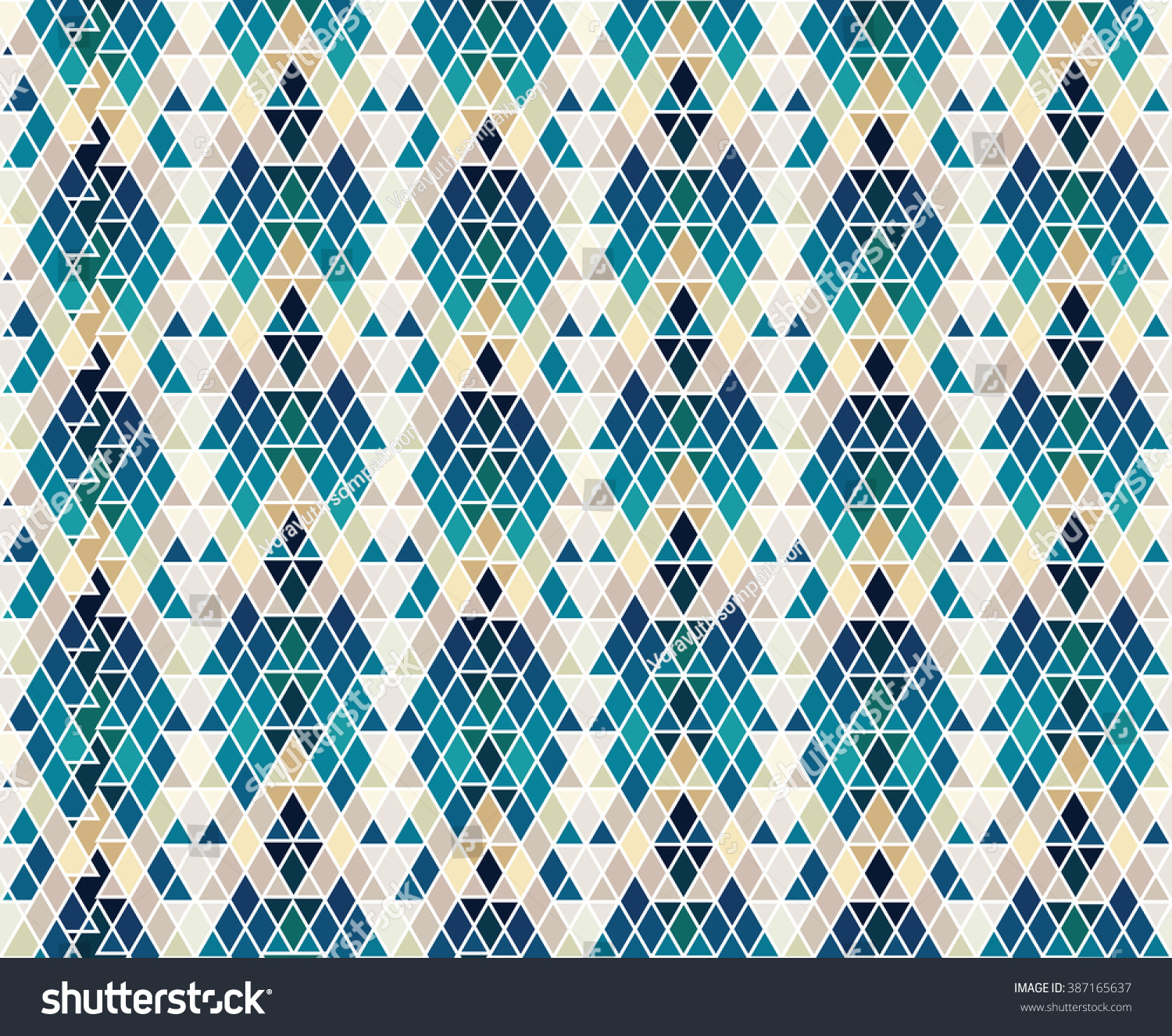 Modern geometric pattern Vector Tribal elements ethnic collection aztec stile tribal art can be used for wallpaper cover fills web page background surface textures Geometric simple print