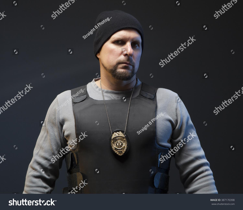Police Officer Undercover Stock Photo 387170398 - Shutterstock