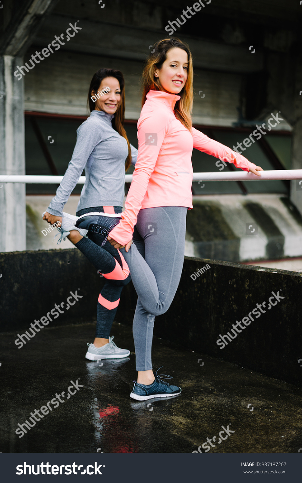 Quadriceps Women