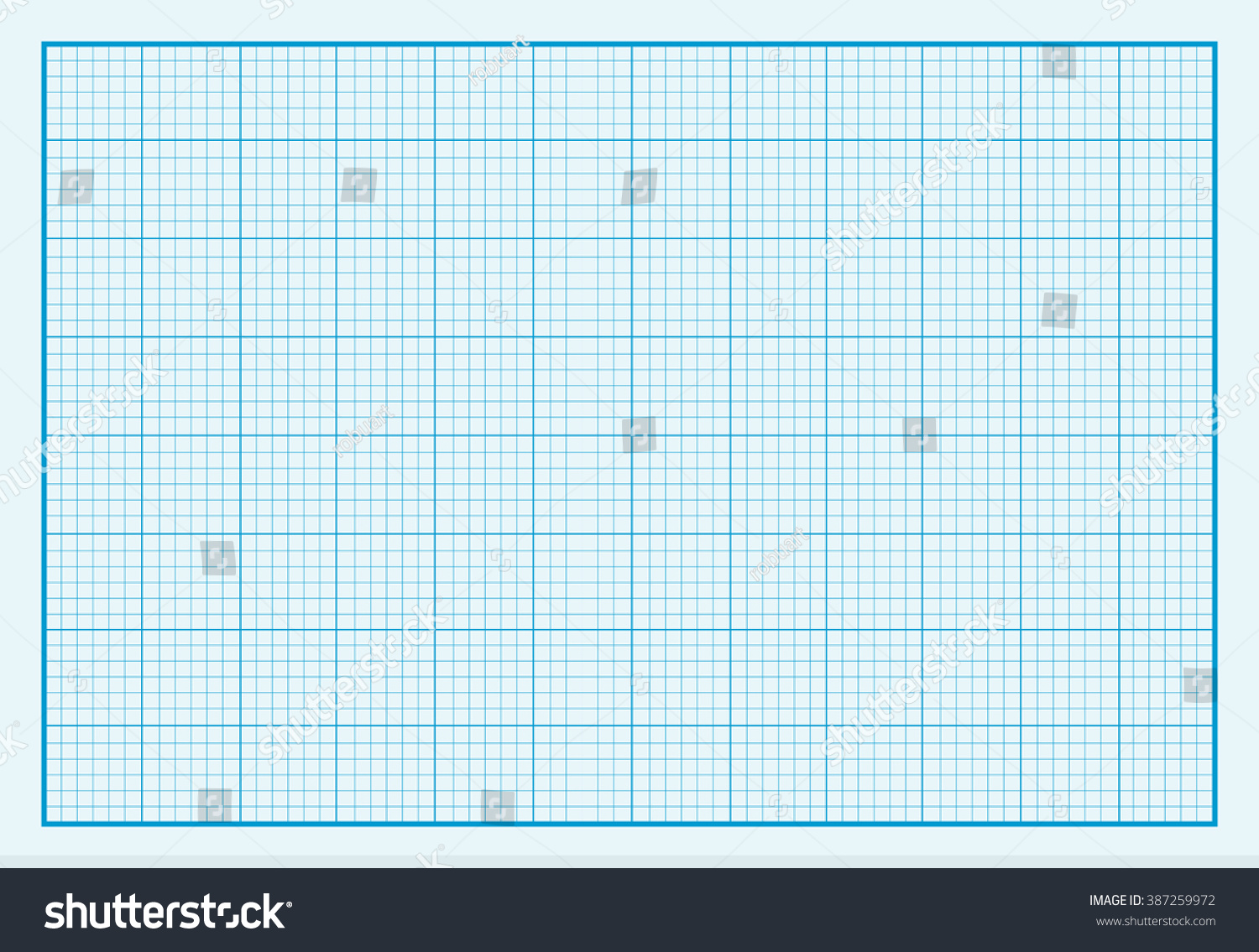 Graph Paper Background Design Flat Graph And Paper Graph