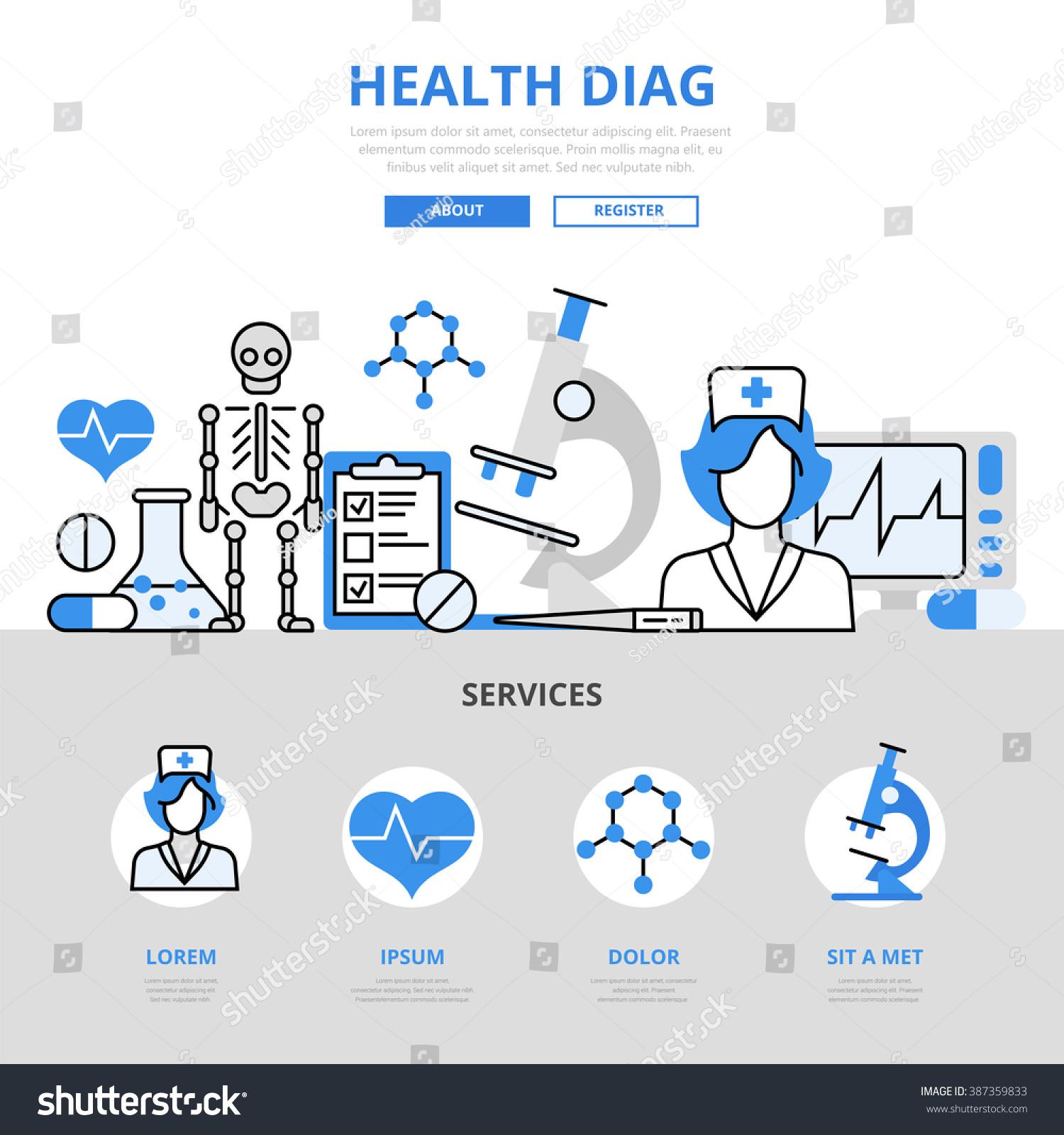 Health Checkup Medical Diagnostics Laboratory Lab Test