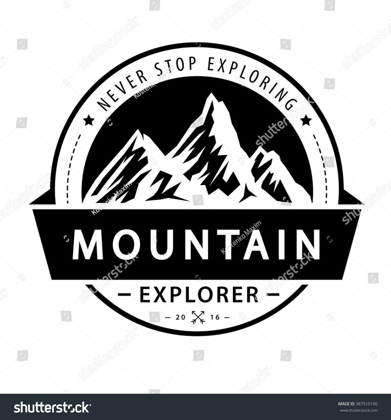 Mountain Logo E...