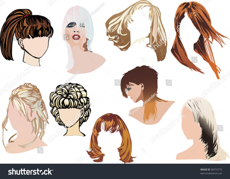 Прически с повязкой для волос на голове, на лбу 93