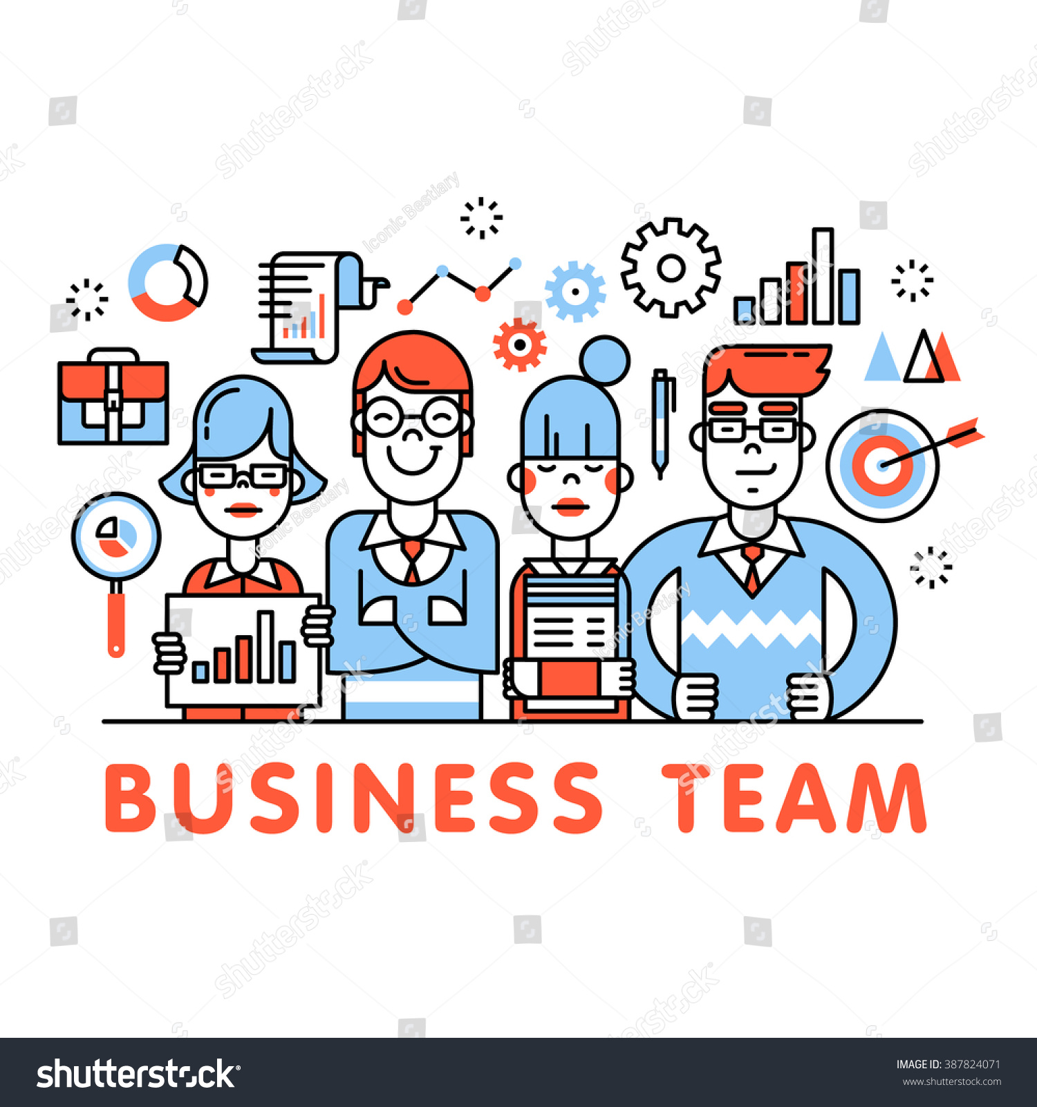 developing a successful business team Successful leaders know the importance of creating a strong shared vision   although they have expanded their business into different areas,.