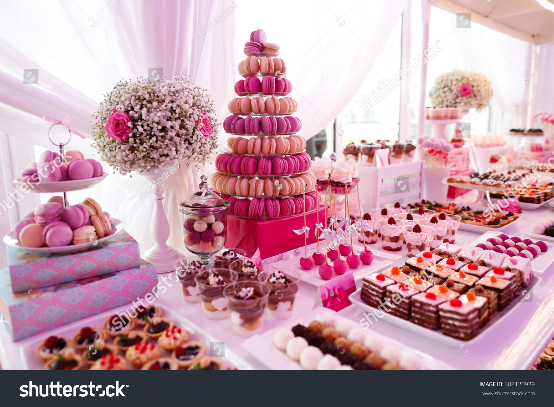 Candy buffet malay wedding