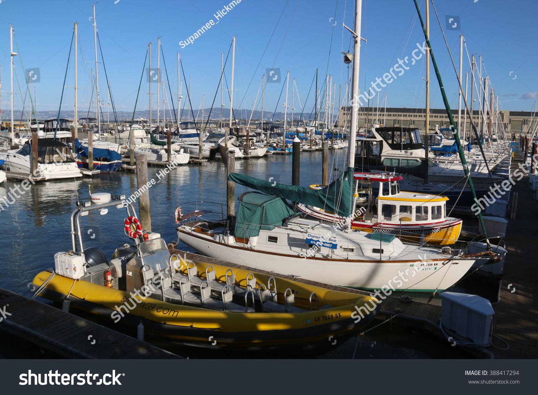 San Francisco, CA, USA - December 23,… Stock Photo 388417294