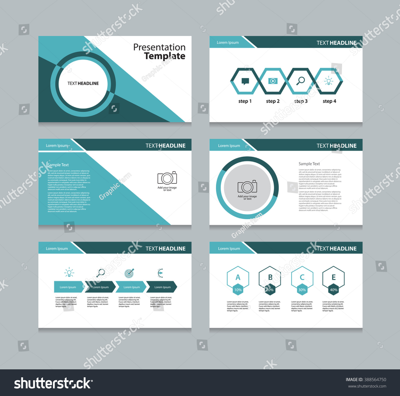 Business Presentation Slide Backgrounds Template .cover. Brochure Layout  .page Design